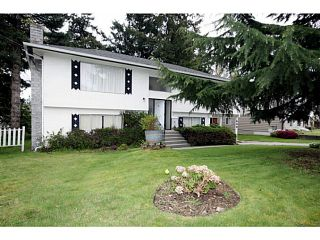 "Photo 1: 500 55TH Street in Tsawwassen: Pebble Hill House for sale in ""PEBBLE HILL"" : MLS®# V1000254"