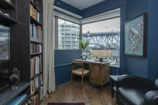 """Photo 14: 404 1600 HORNBY Street in Vancouver: Yaletown Condo for sale in """"YACHT HARBOUR POINTE"""" (Vancouver West)  : MLS®# R2562490"""