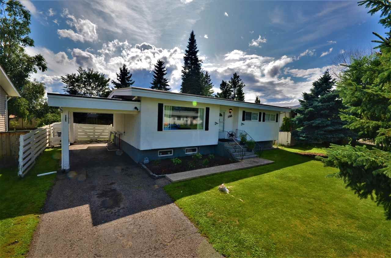 Main Photo: 195 WATSON Crescent in Prince George: Perry House for sale (PG City West (Zone 71))  : MLS®# R2398861