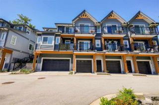 """Photo 1: 17 22810 113 Avenue in Maple Ridge: East Central Townhouse for sale in """"RUXTON VILLAGE"""" : MLS®# R2588632"""