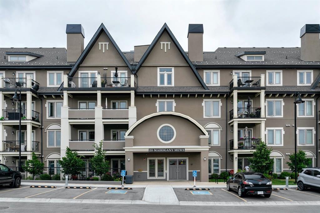 Main Photo: 119 20 Mahogany Mews SE in Calgary: Mahogany Apartment for sale : MLS®# A1124761
