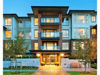 """Photo 1: 212 1153 KENSAL Place in Coquitlam: New Horizons Condo for sale in """"ROYCROFT"""" : MLS®# V1138462"""