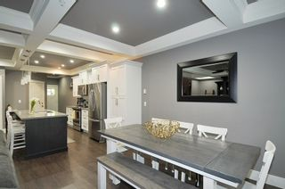 """Photo 4: 10 19095 MITCHELL Road in Pitt Meadows: Central Meadows Townhouse for sale in """"BROGDEN BROWN"""" : MLS®# R2367629"""