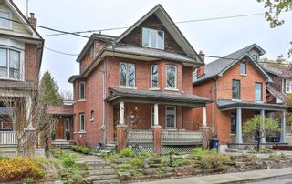 Photo 1: 236 Bain Avenue in Toronto: North Riverdale House (3-Storey) for sale (Toronto E01)  : MLS®# E4760020