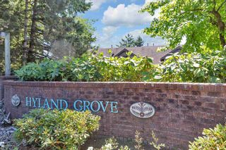 """Photo 3: 506 13900 HYLAND Road in Surrey: East Newton Townhouse for sale in """"HYLAND GROVE"""" : MLS®# R2595729"""