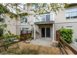 """Photo 19: 111 7179 201ST Street in Langley: Willoughby Heights Townhouse for sale in """"DENIM"""" : MLS®# F1447236"""
