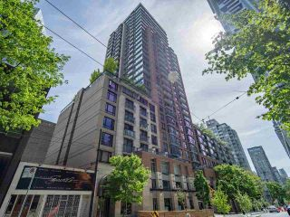 """Main Photo: 916 788 RICHARDS Street in Vancouver: Downtown VW Condo for sale in """"L'Hermitage"""" (Vancouver West)  : MLS®# R2580945"""