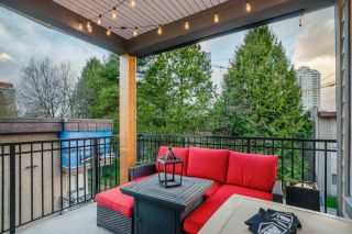 "Photo 27: 305 607 COTTONWOOD Avenue in Coquitlam: Coquitlam West Condo for sale in ""Stanton House"" : MLS®# R2534606"