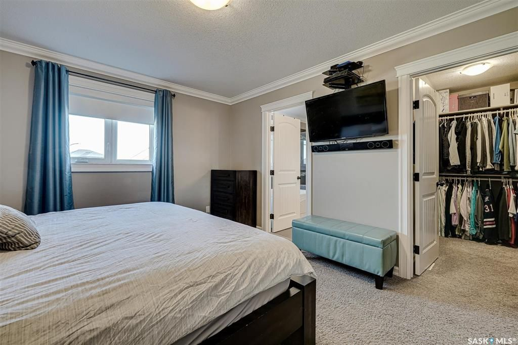 Photo 16: Photos: 602 Bennion Crescent in Saskatoon: Willowgrove Residential for sale : MLS®# SK849166