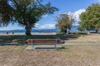 "Photo 36: 301 3220 W 4TH Avenue in Vancouver: Kitsilano Condo for sale in ""POINT GREY ESTATES"" (Vancouver West)  : MLS®# R2515694"