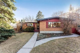 Main Photo: 3515 Button Road NW in Calgary: Brentwood Detached for sale : MLS®# A1096121
