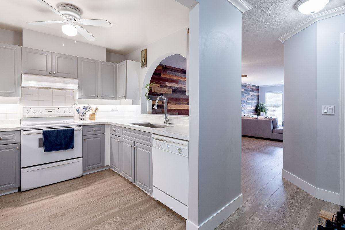 Main Photo: 103 1655 GRANT AVENUE in Port Coquitlam: Glenwood PQ Condo for sale : MLS®# R2540366