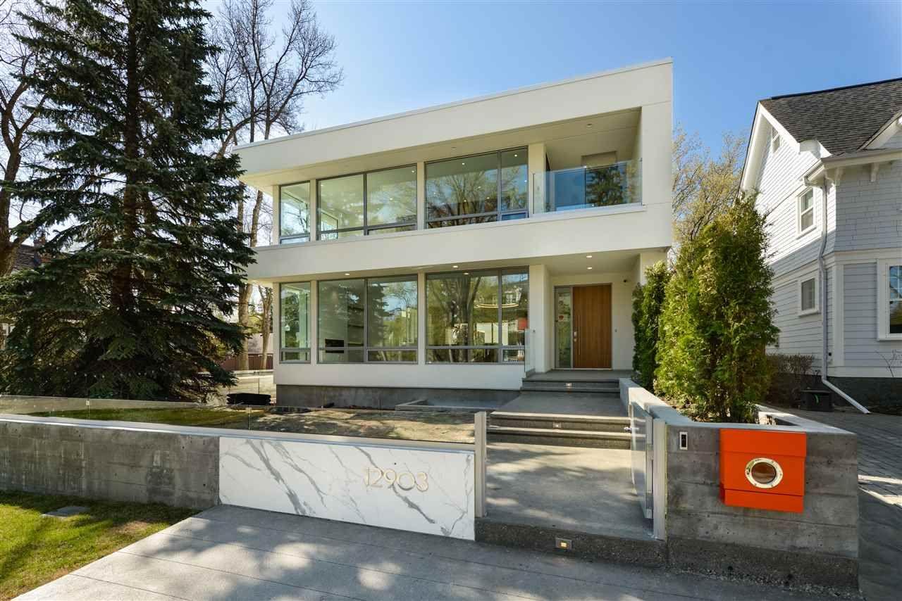 Main Photo: 12903 103 Avenue in Edmonton: Zone 11 House for sale : MLS®# E4227516