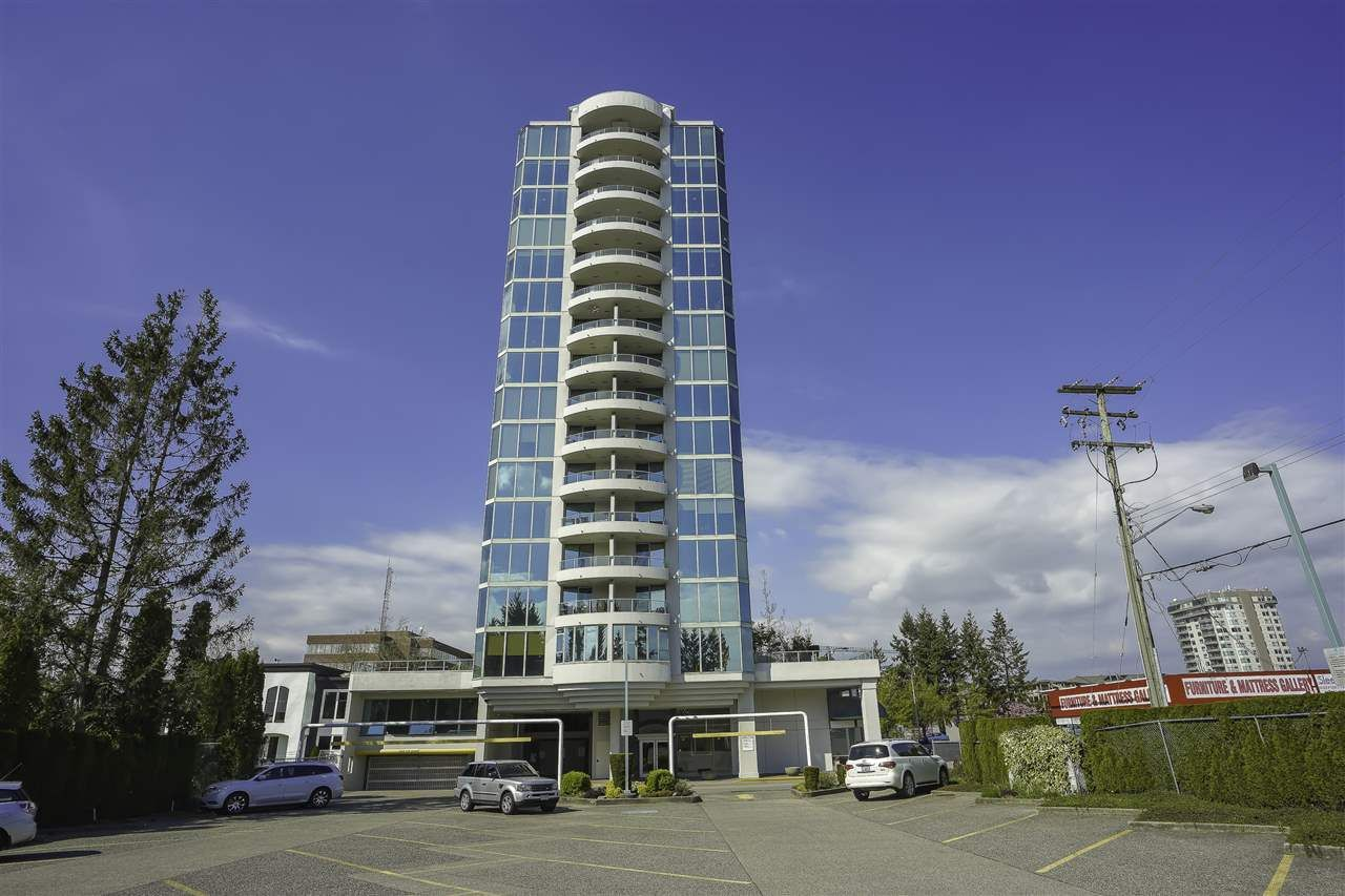 """Main Photo: 503 32330 SOUTH FRASER Way in Abbotsford: Abbotsford West Condo for sale in """"Town Centre"""" : MLS®# R2450182"""