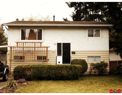 Main Photo: 2280 152A Street in Surrey: King George Corridor House for sale (South Surrey White Rock)  : MLS®# F2805176