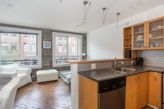 "Photo 9: 206 1216 HOMER Street in Vancouver: Yaletown Condo for sale in ""Murchies Building"" (Vancouver West)  : MLS®# R2291553"