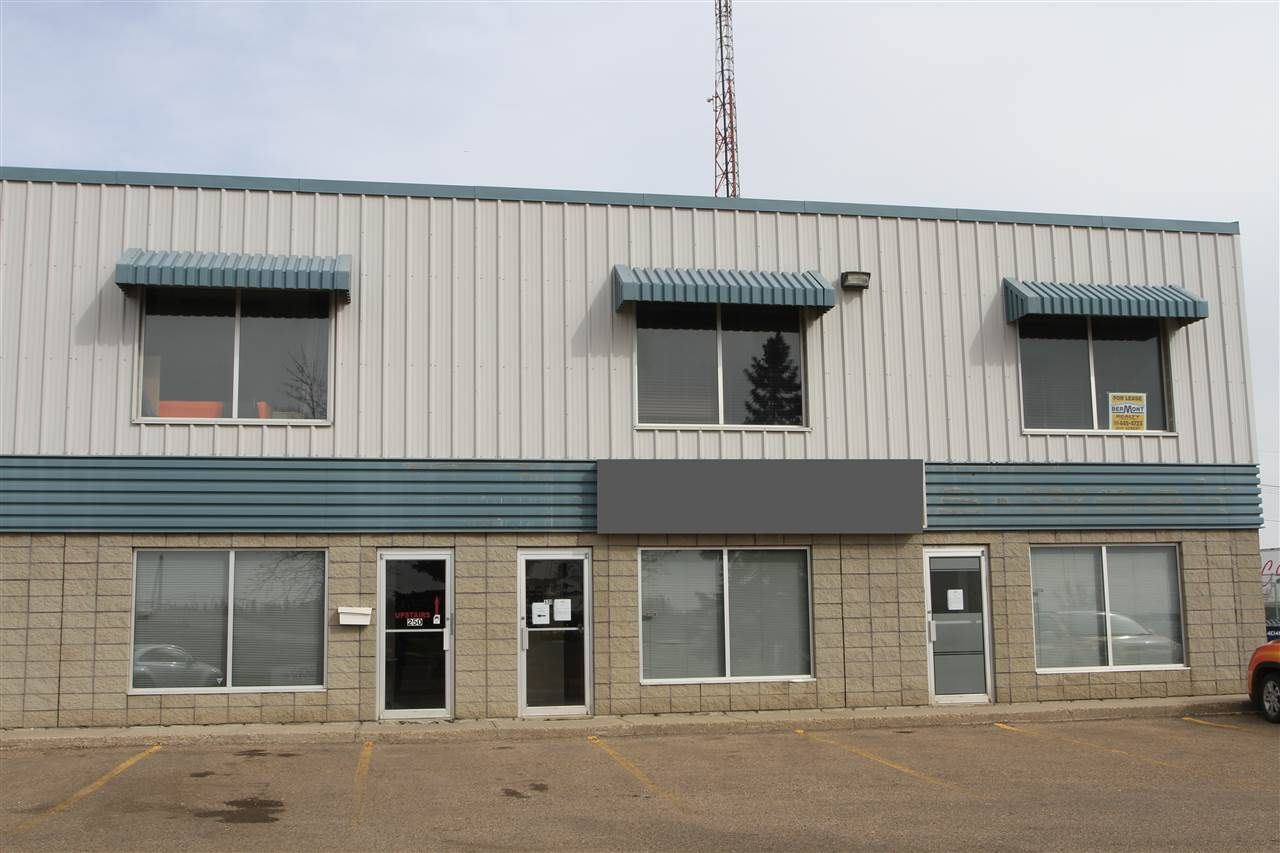 Main Photo: 170 44 Riel Drive: St. Albert Office for lease : MLS®# E4221360