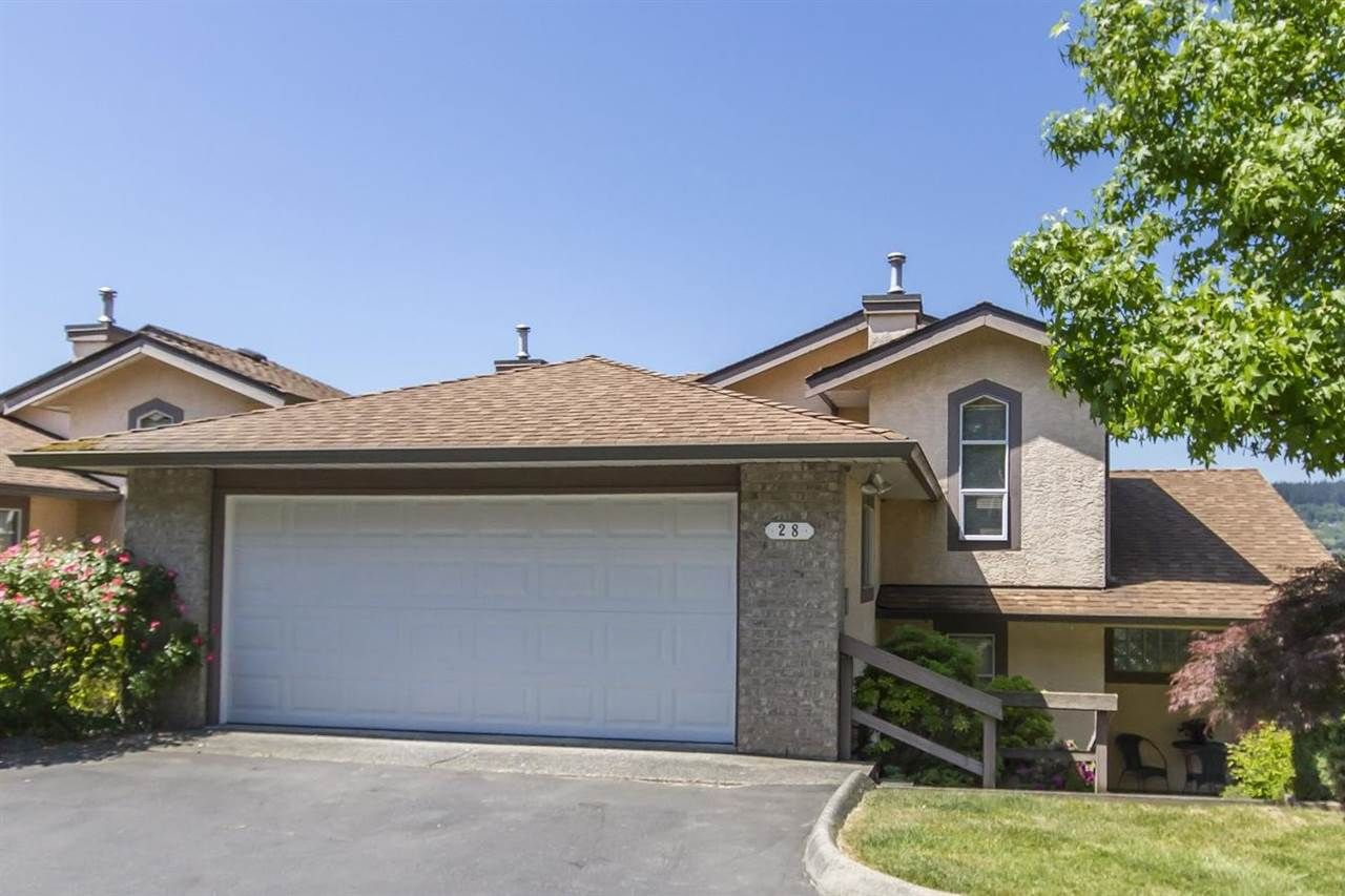 """Main Photo: 28 1238 EASTERN Drive in Port Coquitlam: Citadel PQ Townhouse for sale in """"PARKVIEW RIDGE"""" : MLS®# R2283416"""