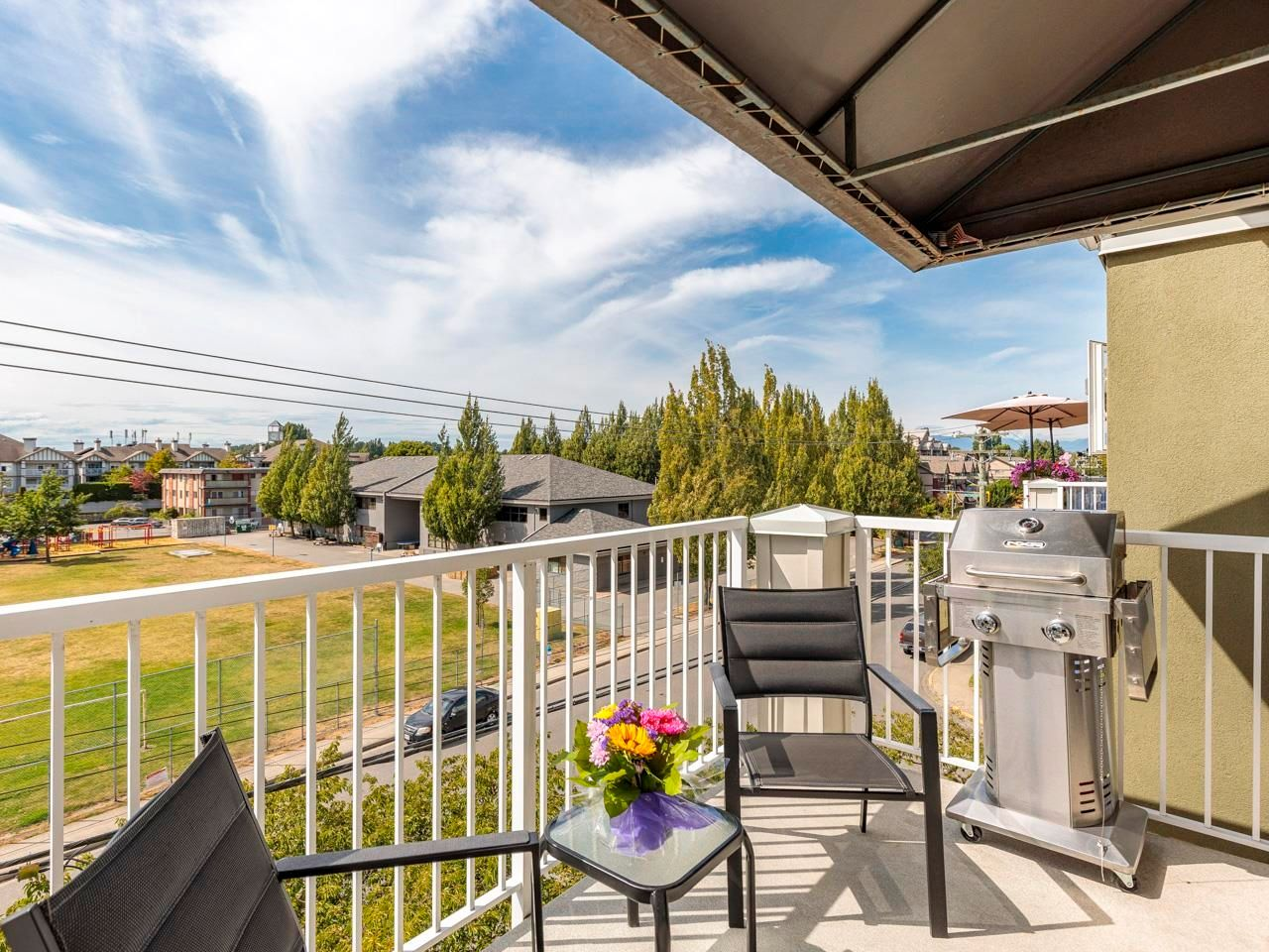 "Main Photo: 310 4728 53 Street in Delta: Delta Manor Condo for sale in ""SUNNINGDALE"" (Ladner)  : MLS®# R2619388"