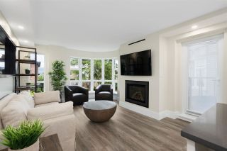 """Photo 9: 205 2428 W 1ST Avenue in Vancouver: Kitsilano Condo for sale in """"NOBLE HOUSE"""" (Vancouver West)  : MLS®# R2591111"""
