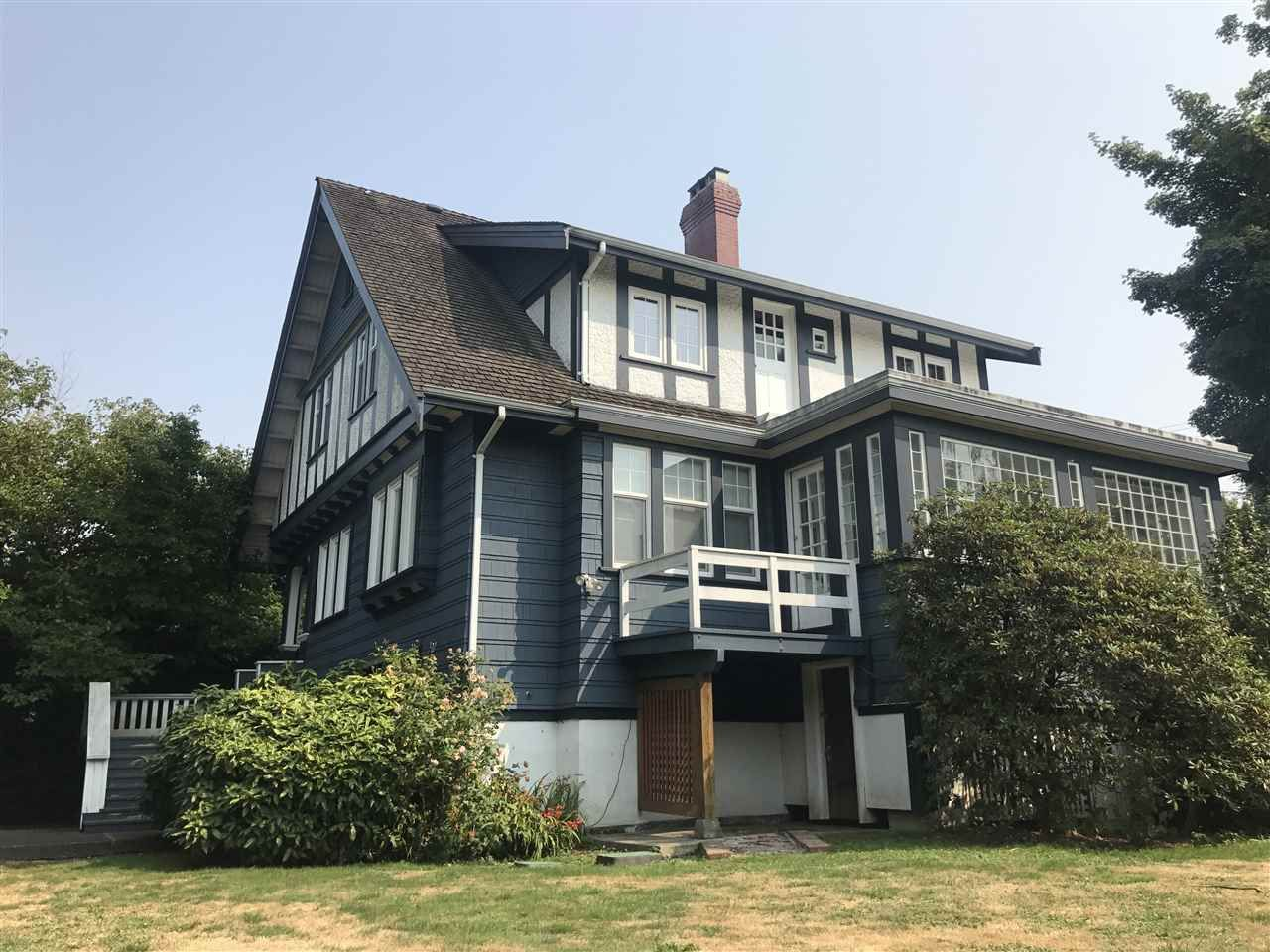 Main Photo: 1774 W 16TH Avenue in Vancouver: Shaughnessy House for sale (Vancouver West)  : MLS®# R2196416