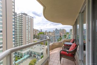 "Photo 15: 1202 717 JERVIS Street in Vancouver: West End VW Condo for sale in ""EMERALD WEST"" (Vancouver West)  : MLS®# R2275927"