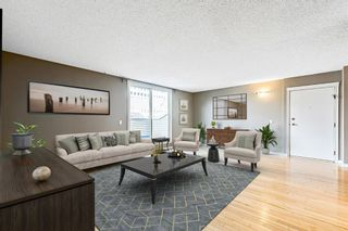 Photo 2: 1006 1540 29 Street NW in Calgary: St Andrews Heights Apartment for sale : MLS®# A1104191