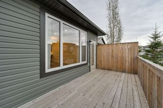 Photo 44: 6 7115 Armour Link in Edmonton: Zone 56 House Half Duplex for sale : MLS®# E4219991