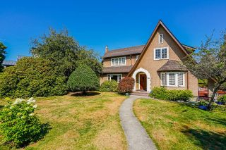 Main Photo: 2516 COURTENAY Street in Vancouver: Point Grey House for sale (Vancouver West)  : MLS®# R2611749
