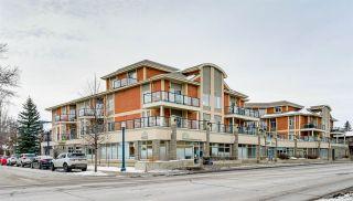 Photo 1: 305 9750 94 Street in Edmonton: Zone 18 Condo for sale : MLS®# E4230497
