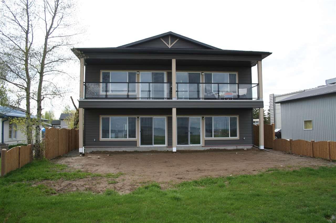 Main Photo: 101 4820 50 Avenue: Rural Lac Ste. Anne County House Fourplex for sale : MLS®# E4245232