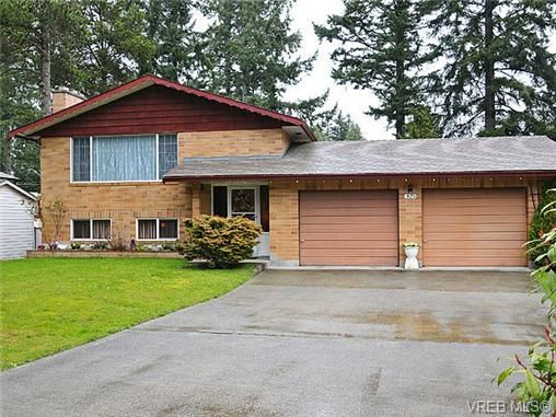 Main Photo: 970 Haslam Ave in VICTORIA: La Glen Lake House for sale (Langford)  : MLS®# 655387