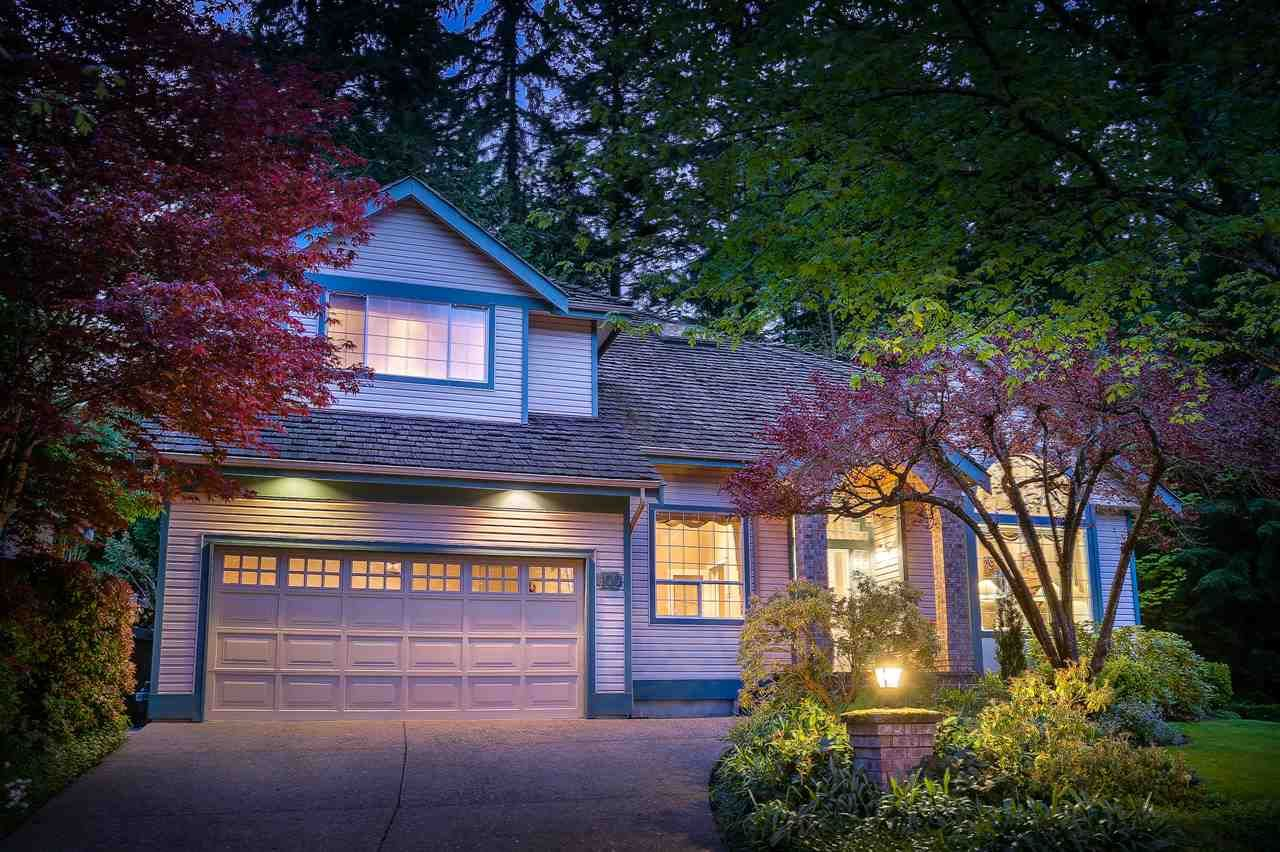 Main Photo: 100 PARKSIDE Drive in Port Moody: Heritage Mountain House for sale : MLS®# R2166868