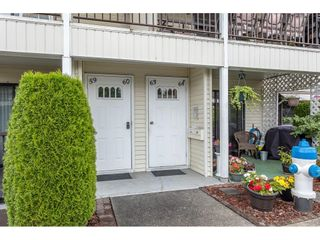 """Photo 3: 63 32959 GEORGE FERGUSON Way in Abbotsford: Central Abbotsford Townhouse for sale in """"OAKHURST"""" : MLS®# R2612971"""