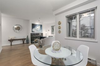 """Photo 7: 207 643 W 7TH Avenue in Vancouver: Fairview VW Condo for sale in """"The Courtyards"""" (Vancouver West)  : MLS®# R2216272"""