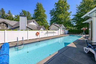 """Photo 36: 109 19649 53 Avenue in Langley: Langley City Townhouse for sale in """"Huntsfield Green"""" : MLS®# R2591188"""