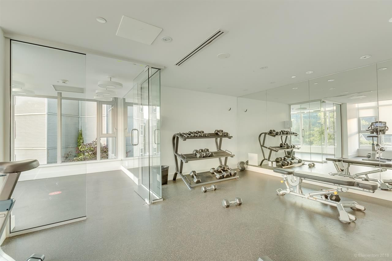 """Photo 26: Photos: 2603 520 COMO LAKE Avenue in Coquitlam: Coquitlam West Condo for sale in """"THE CROWN"""" : MLS®# R2483945"""