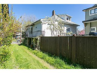 """Photo 7: 3105 ST. CATHERINES Street in Vancouver: Mount Pleasant VE House for sale in """"MOUNT PLEASANT"""" (Vancouver East)  : MLS®# V1116522"""