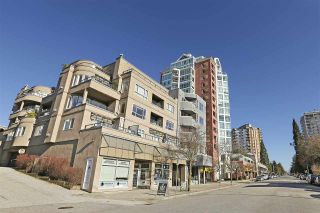 "Photo 1: 302 118 E 2ND Street in North Vancouver: Lower Lonsdale Condo for sale in ""The Evergreen"" : MLS®# R2520684"