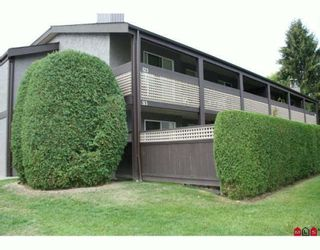 """Photo 1: 313 34909 OLD YALE Road in Abbotsford: Abbotsford East Townhouse for sale in """"The Gardens"""" : MLS®# F2923775"""