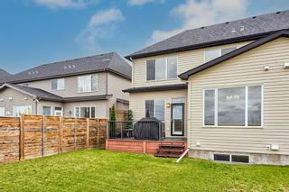 Photo 28: 105 Rainbow Falls Boulevard: Chestermere Semi Detached for sale : MLS®# A1144465