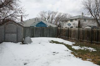 Photo 4: 160 Bluewater Crescent in Winnipeg: Southdale Residential for sale (2H)  : MLS®# 1907146