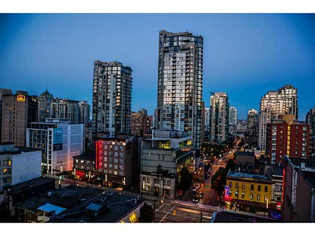 Main Photo: # 1102 1212 HOWE ST in Vancouver: Downtown VW Condo for sale (Vancouver West)  : MLS®# V1006159