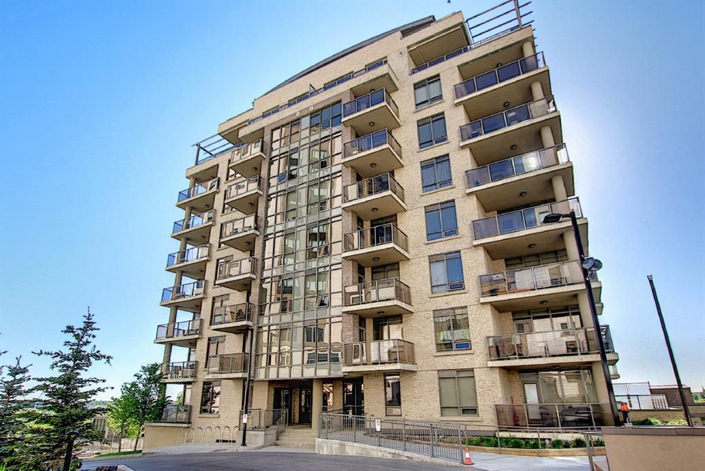 Main Photo: 207 10 SHAWNEE Hill SW in Calgary: Shawnee Slopes Apartment for sale : MLS®# A1104781