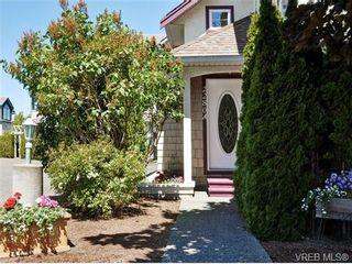 Photo 1: 2280A James White Blvd in SIDNEY: Si Sidney North-West Half Duplex for sale (Sidney)  : MLS®# 704647