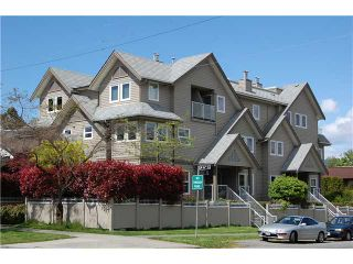 """Photo 1: 1 3189 ASH Street in Vancouver: Fairview VW Condo for sale in """"FAIRVIEW"""" (Vancouver West)  : MLS®# V828474"""