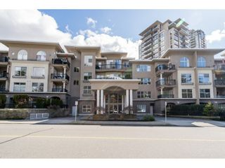 "Photo 1: 109 1185 PACIFIC Street in Coquitlam: North Coquitlam Townhouse for sale in ""CENTREVILLE"" : MLS®# R2555755"