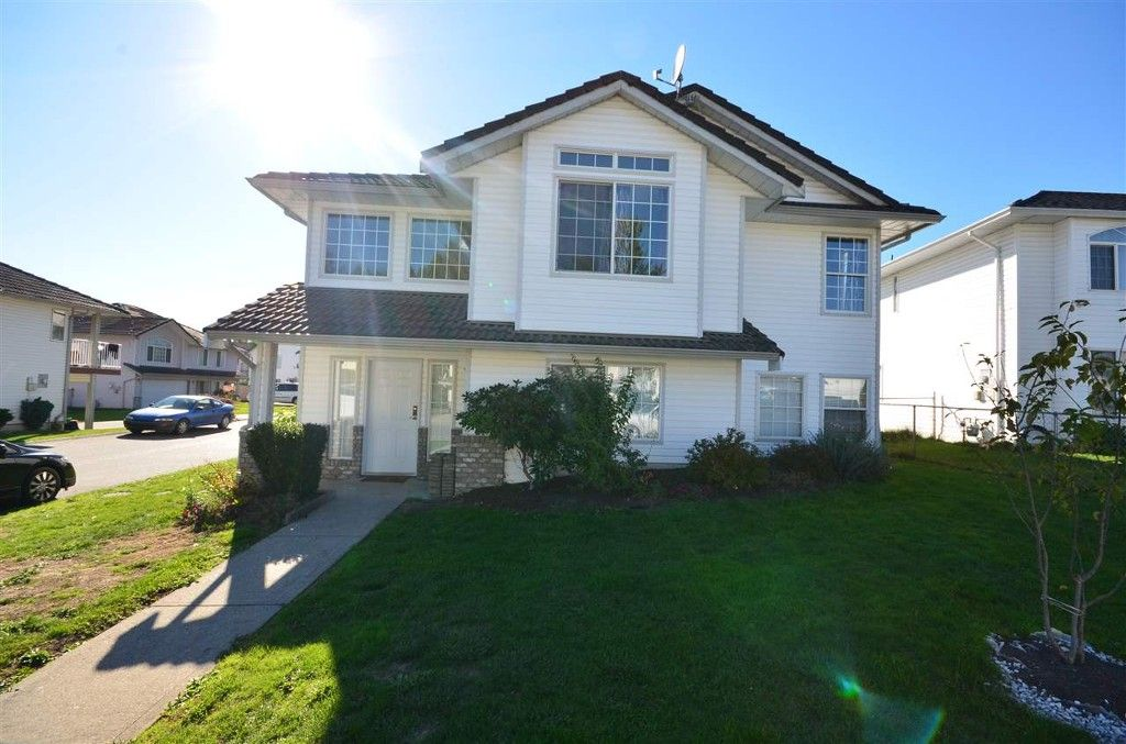 Main Photo: 2 3277 Goldfinch ST in Abbotsford: Abbotsford West House for sale : MLS®# R2007131