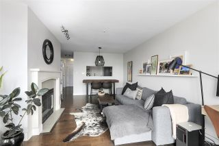 """Photo 5: 210 8430 JELLICOE Street in Vancouver: South Marine Condo for sale in """"BOARDWALK"""" (Vancouver East)  : MLS®# R2453487"""