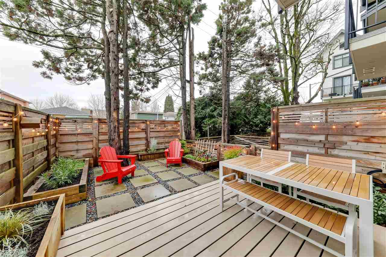 "Main Photo: 12 5809 WALES Street in Vancouver: Killarney VE Townhouse for sale in ""Avalon Mews"" (Vancouver East)  : MLS®# R2520784"